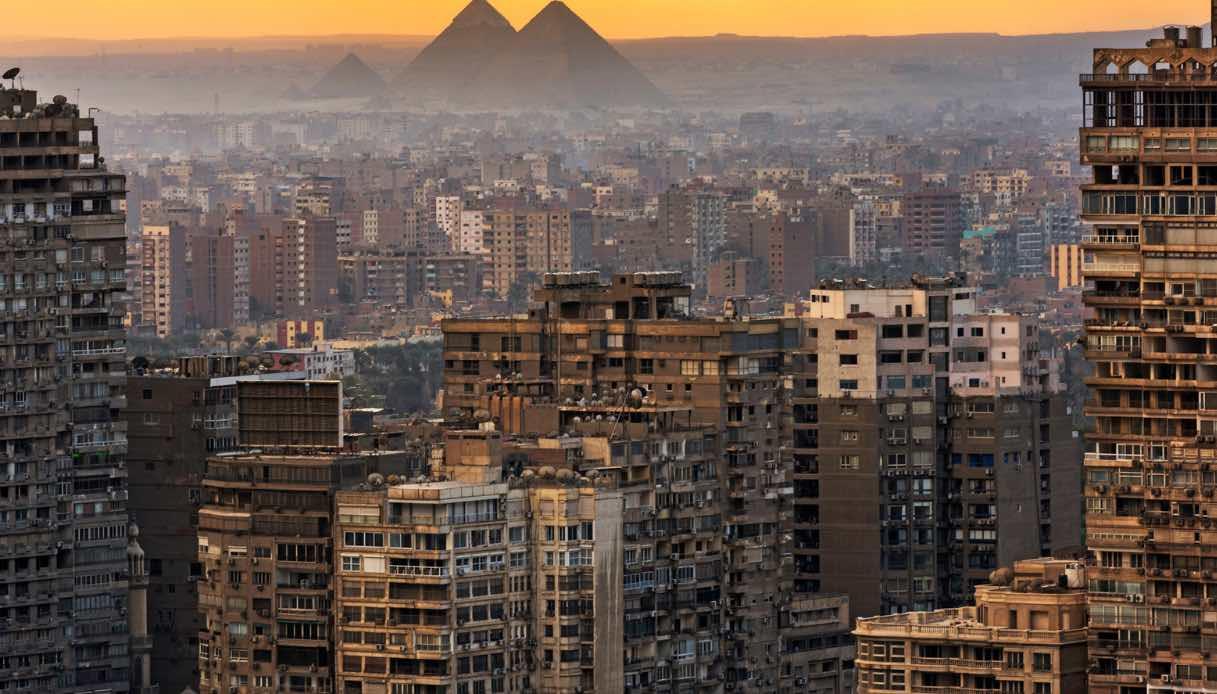 Le 10 città più inquinate del mondo