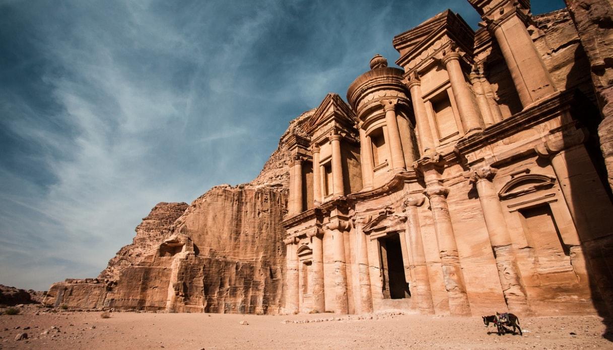 In crociera nel Mediterraneo, verso le meraviglie di Petra