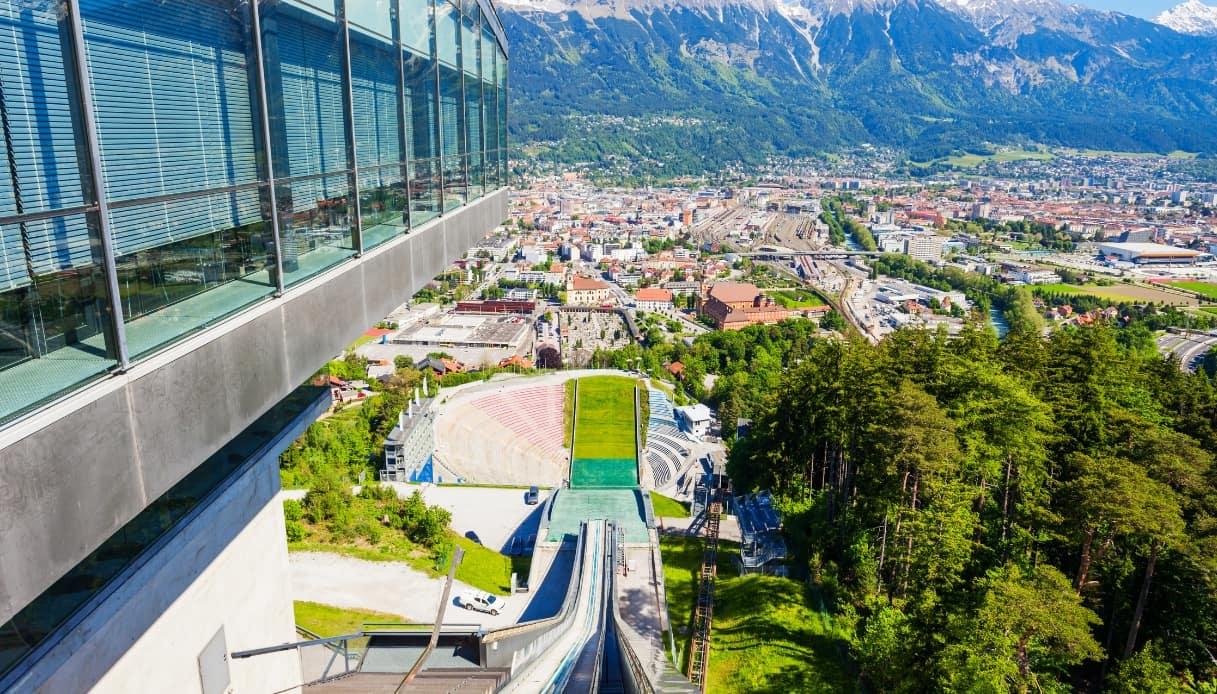Innsbruck - Impianto di risalita