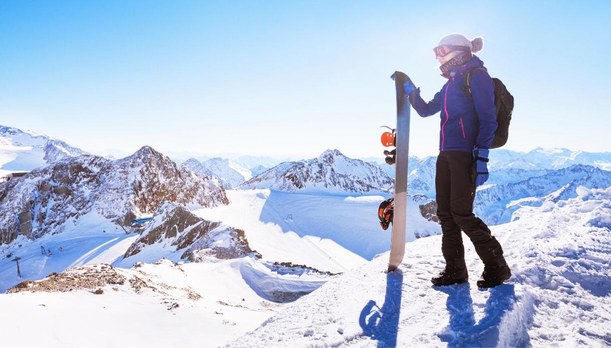 Innsbruck - Pista da sci