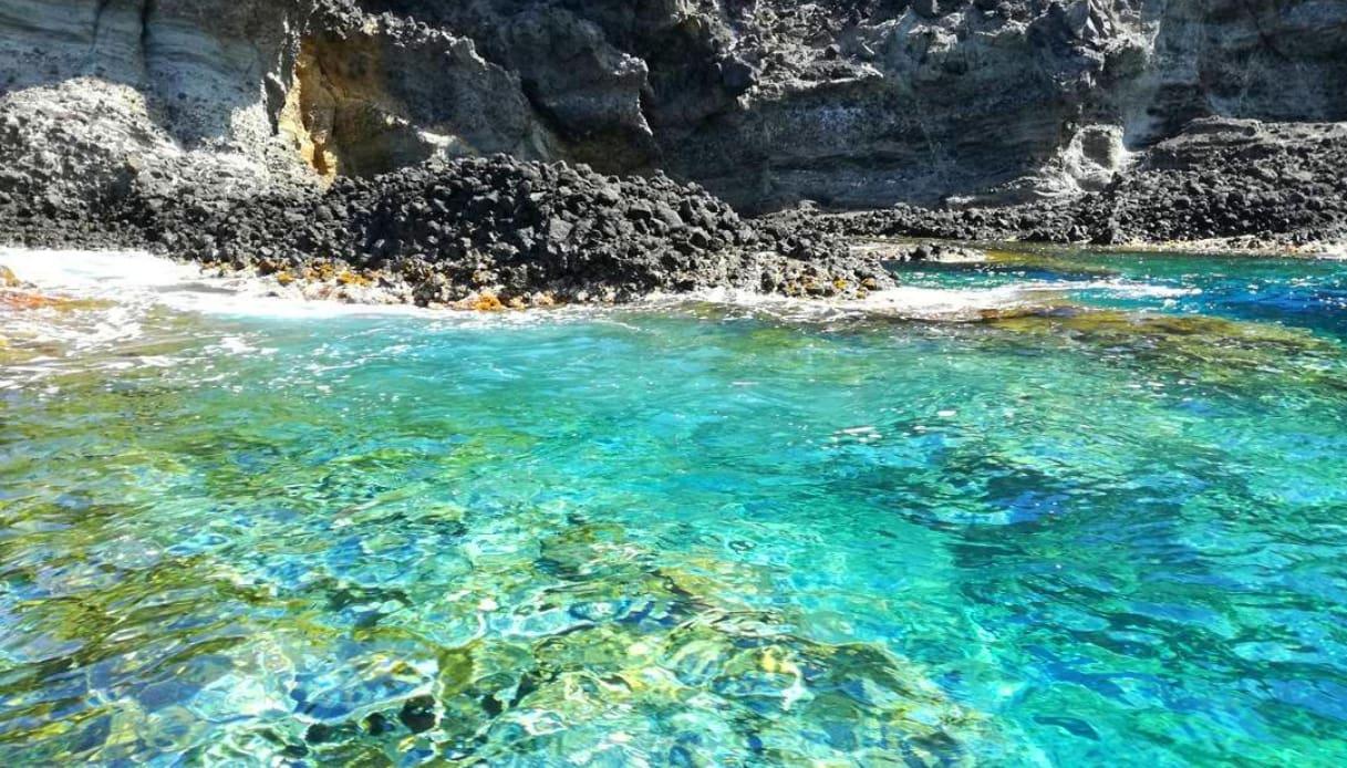 Isola Capraia - Punta della Manza