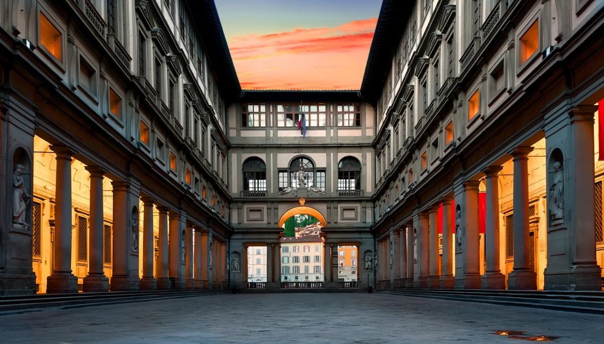 Le Gallerie degli Uffizi, su Instagram, sono il museo più popolare