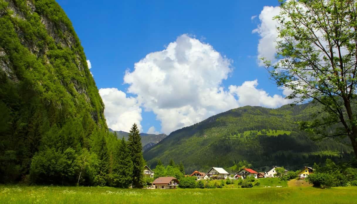 Mojstrana, Slovenia