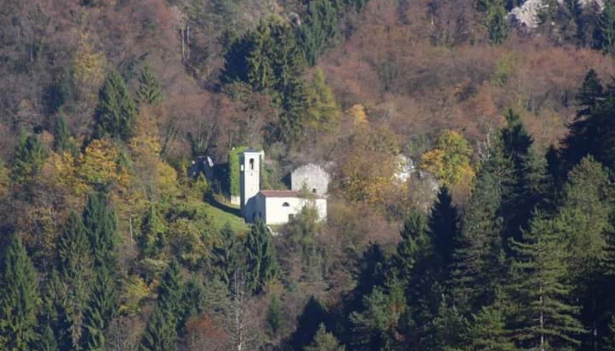 Palcoda, la città fantasma del Friuli inghiottita dalla natura