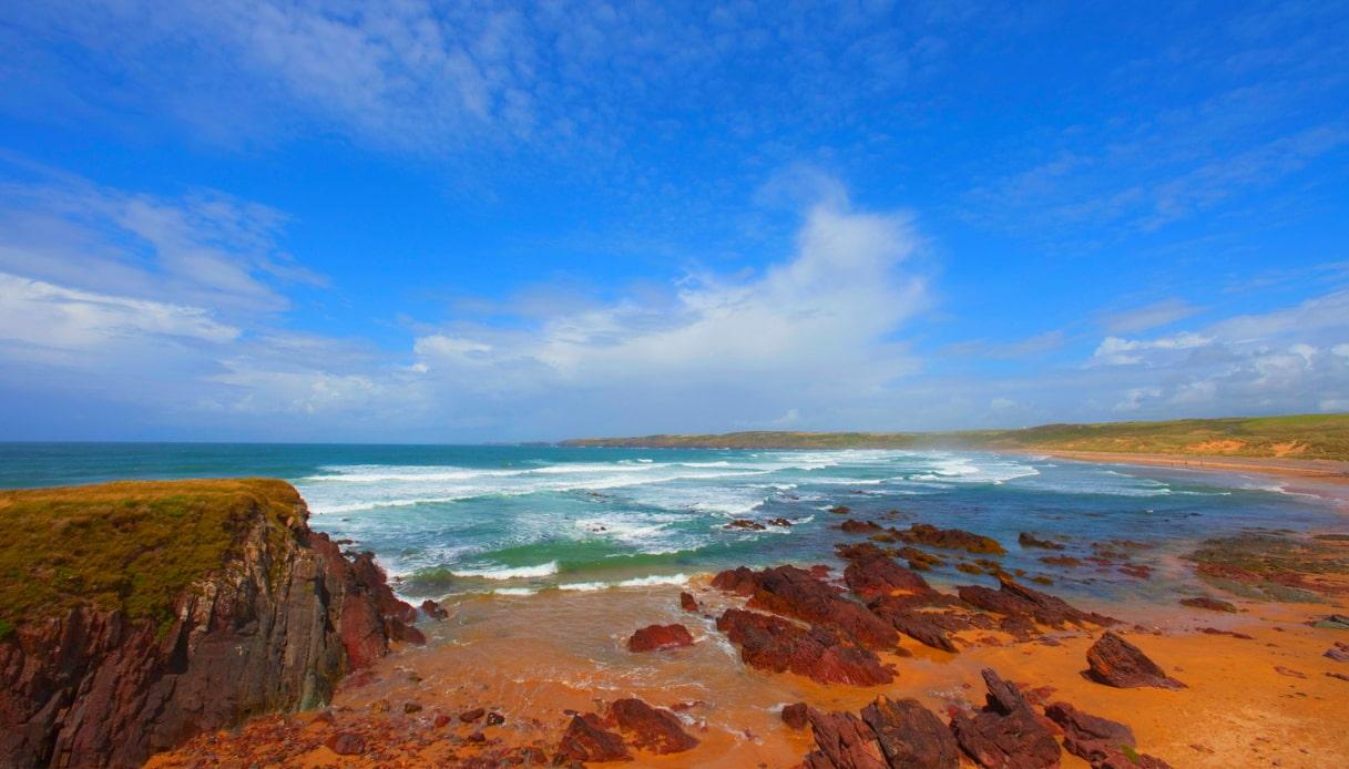 Pembrokeshire - Freshwater West
