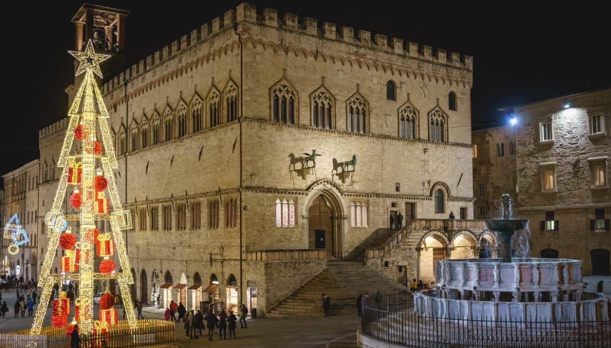 Perugia Natale