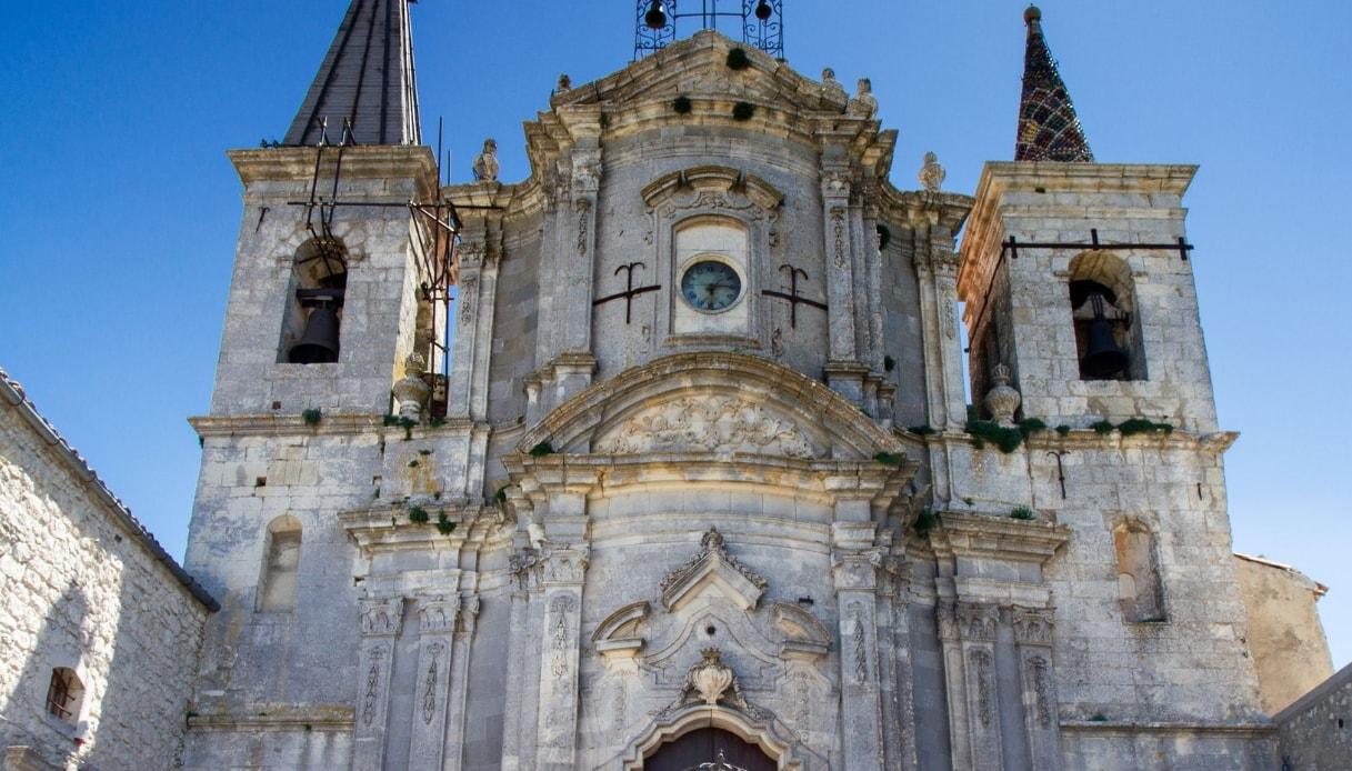 Petralia Soprana chiesa