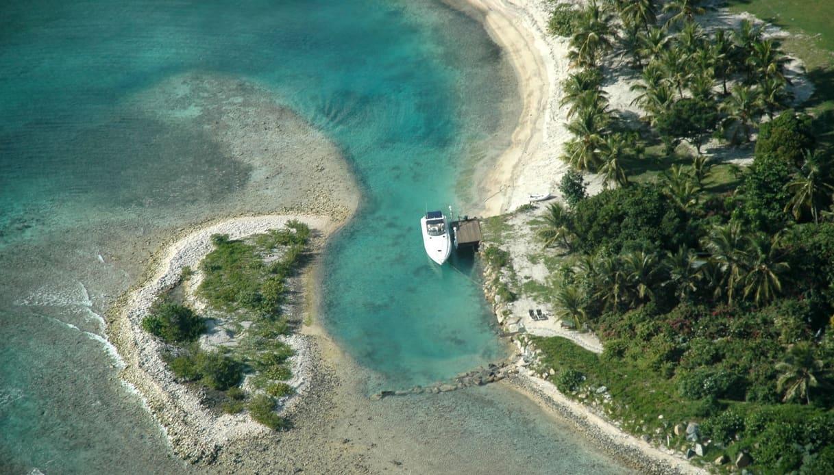 Richard Branson riapre Necker Island, la sua isola privata di lusso