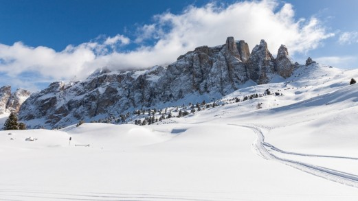 Canazei la capitale degli sport sulla neve