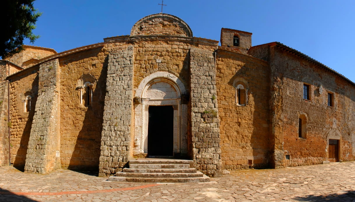 Sovana - Cattedrale