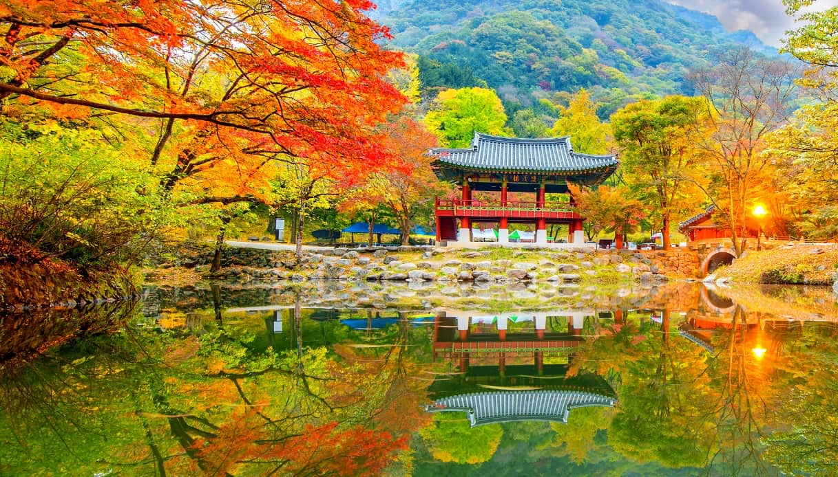 Tempio - Corea del Sud