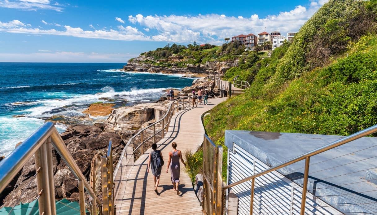 Una passeggiata di 80 km collegherà le spiagge più belle di Sydney