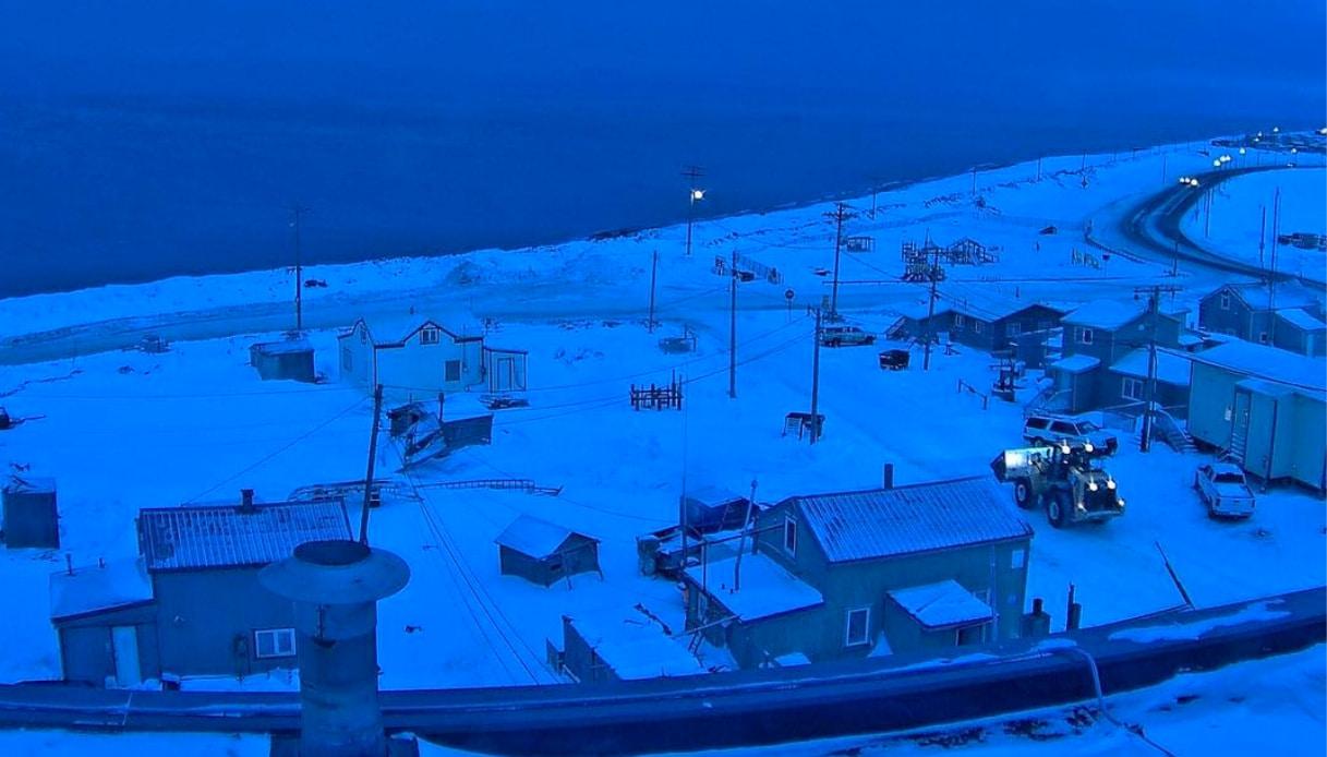 Utqiaġvik - Notte polare