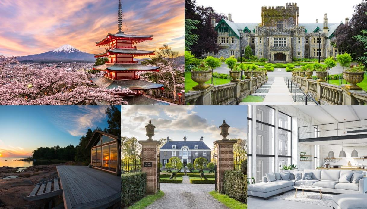 Scegli una casa e scopri la tua vacanza ideale