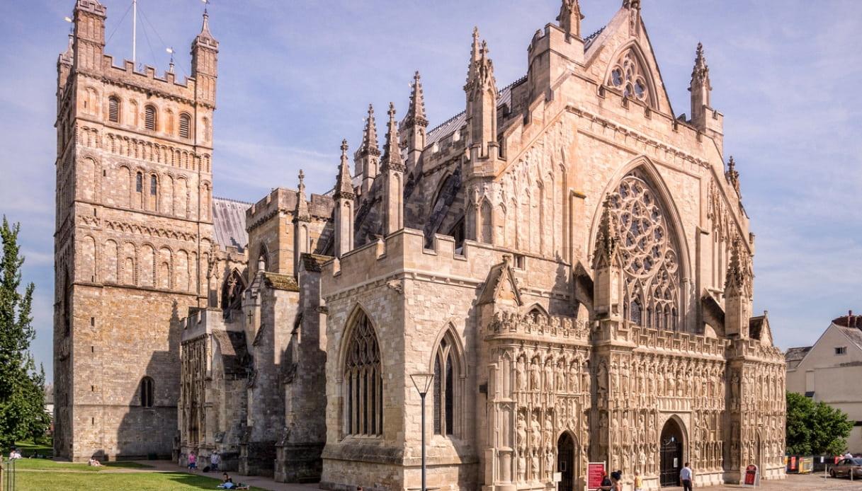 Exeter, alla scoperta di una tra le più antiche città della Gran Bretagna