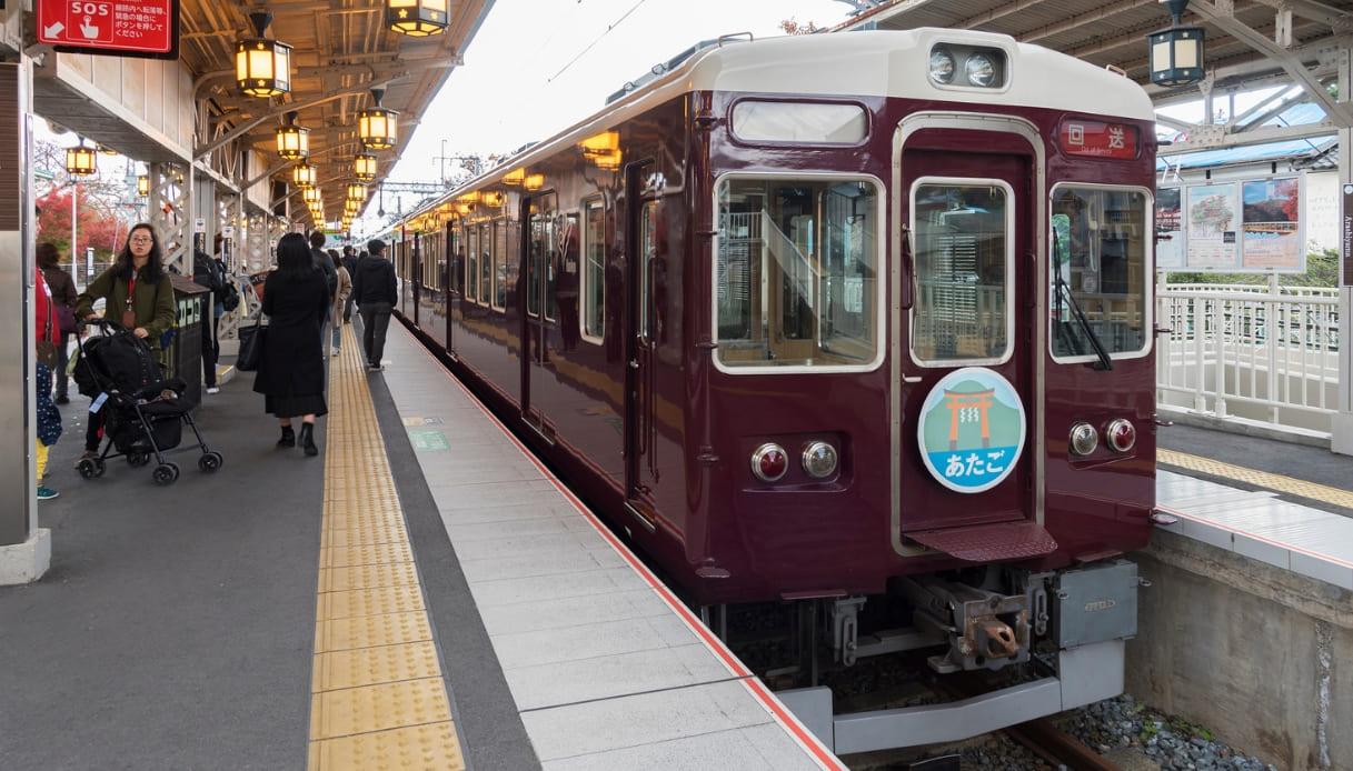 Hankyu Railway - Giappone