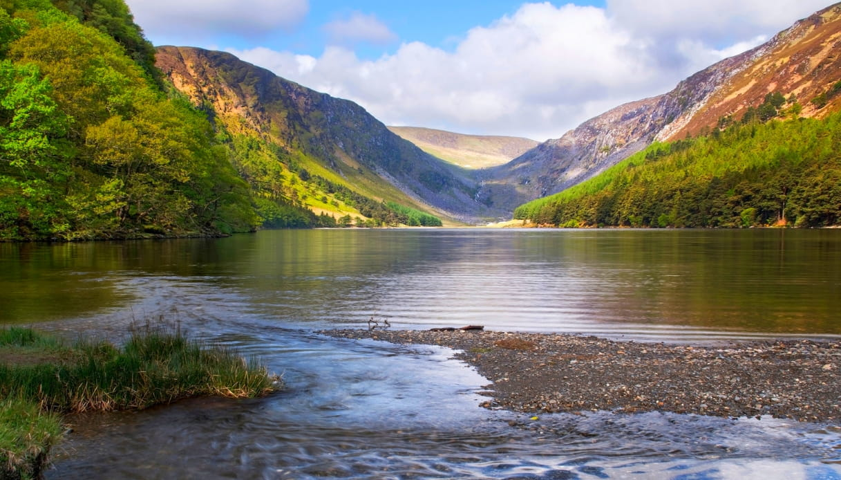 Irlanda - Contea di Wicklow