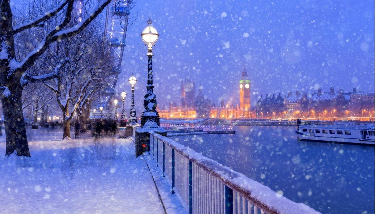 Londra - Natale