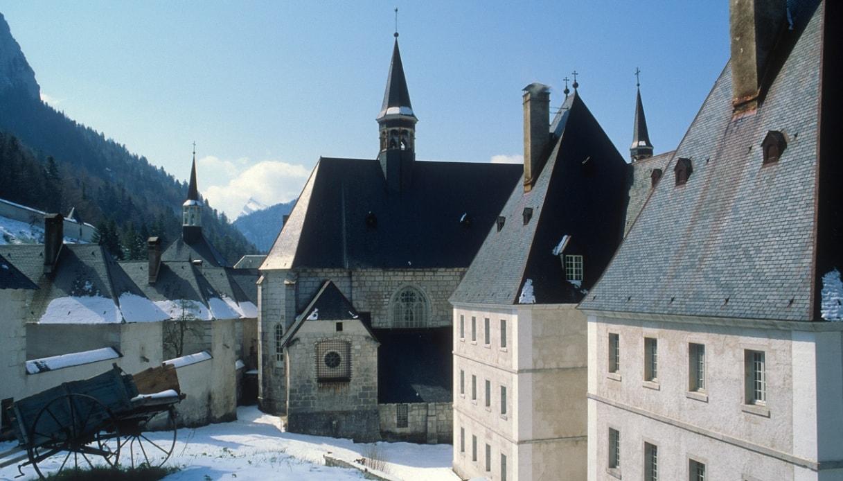 Monastero di Grande Chartreuse