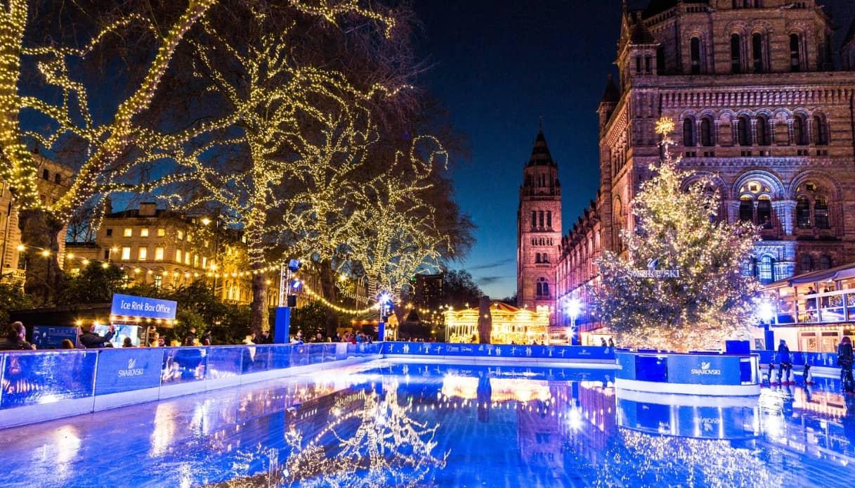 Natale - Londra