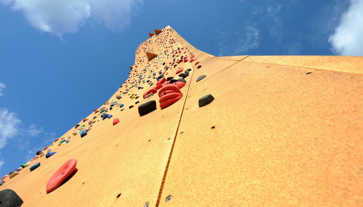 Parete arrampicata - Groningen