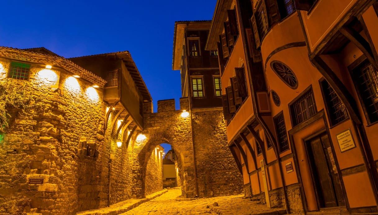 Plovdiv - Città vecchia