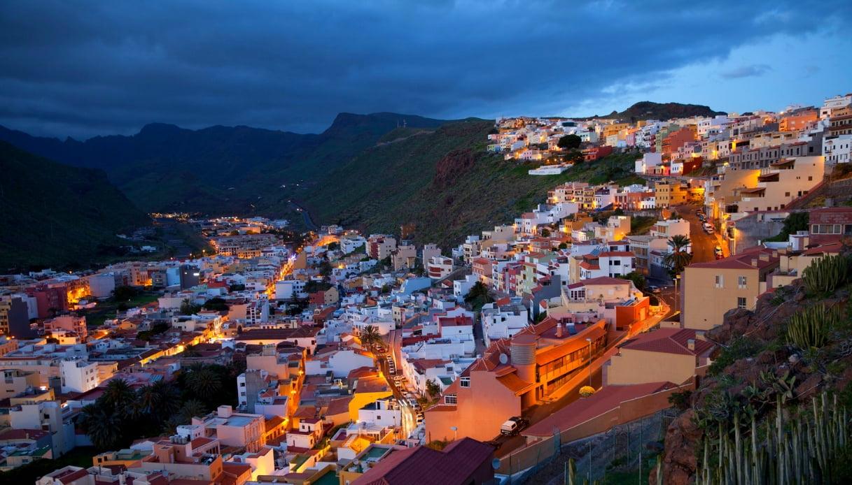San Sebastian - La Gomera