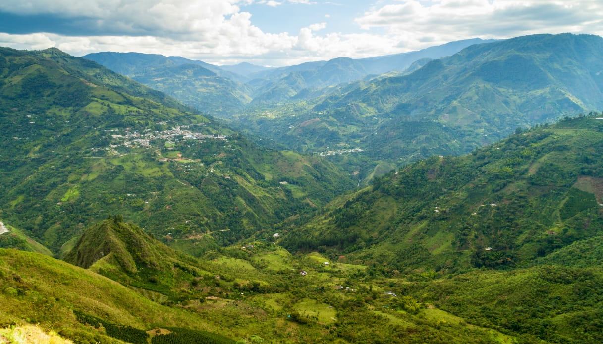 Sud della Colombia