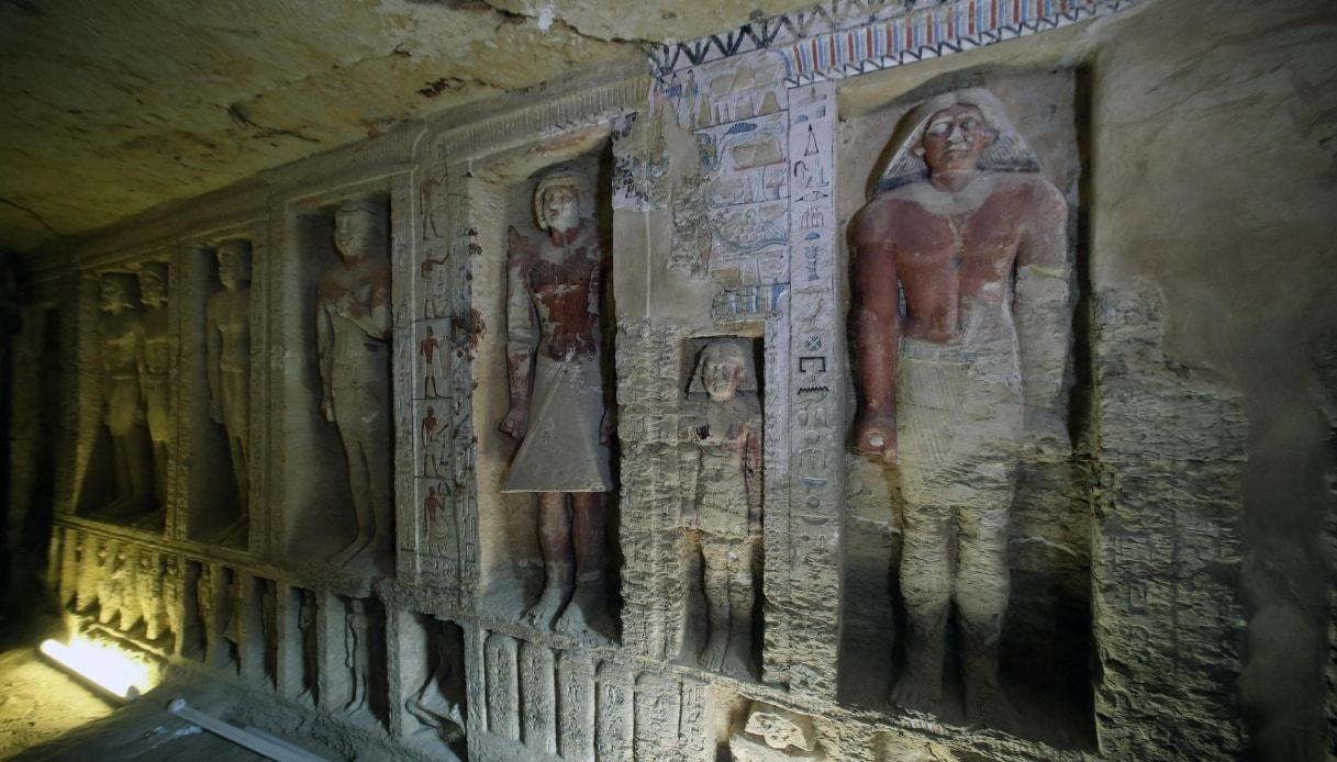Tomba privata Egitto