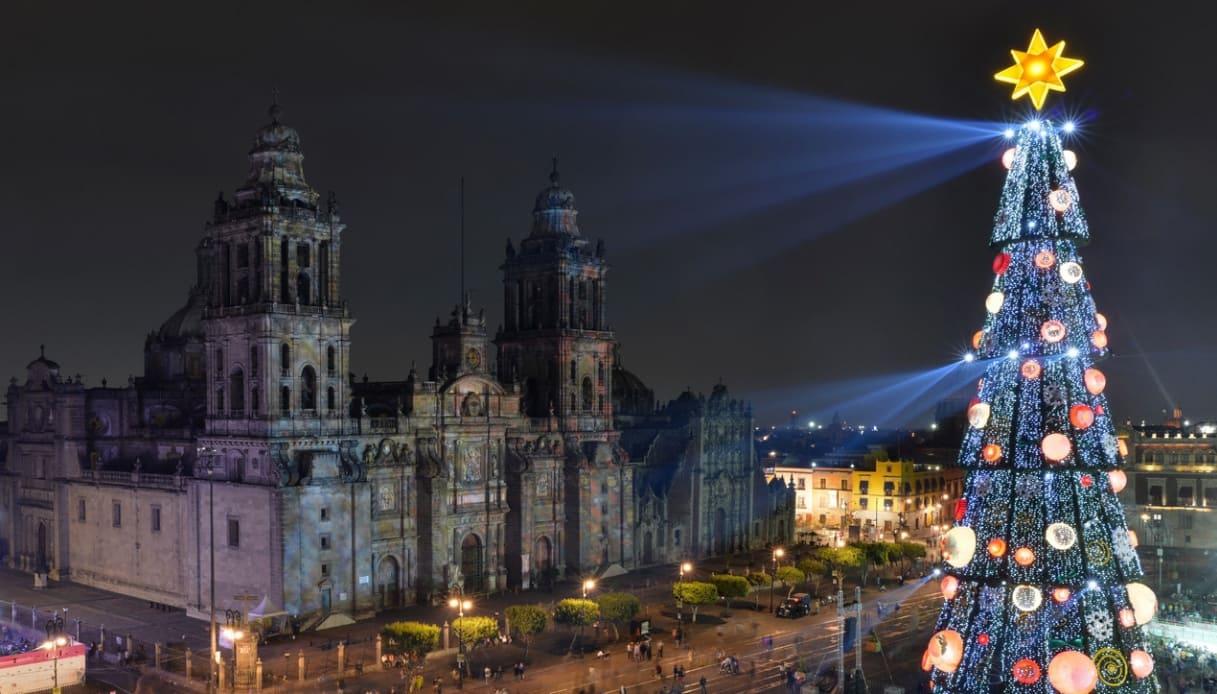 Avvento Città del Messico