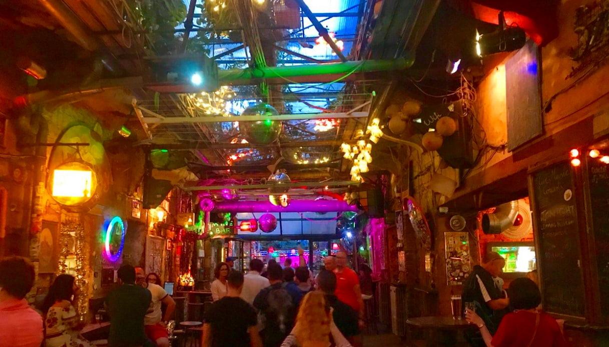 Ruin Bar - Budapest