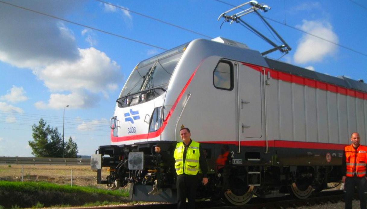 Gerusalemme - Treno alta velocità