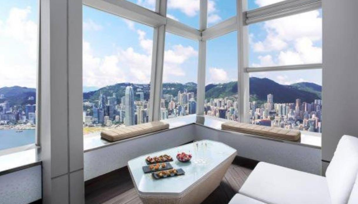 Hong Kong - Ozone Bar