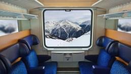 Partono i treni della neve per chi ama sciare