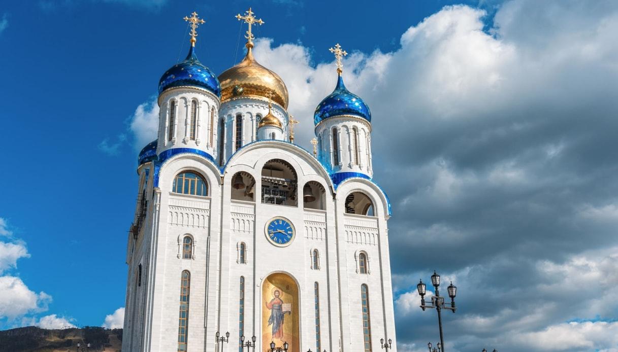 Cattedrale di Južno-Sachalinsk