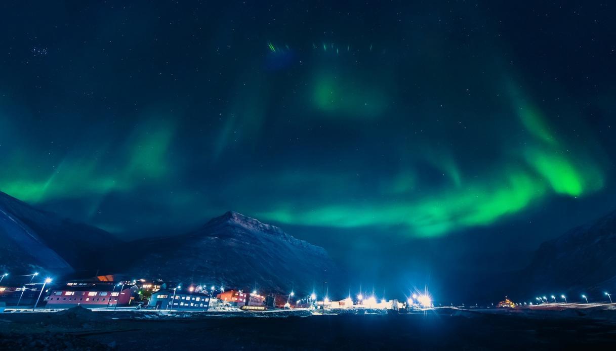 Norvegia - Aurora Boreale