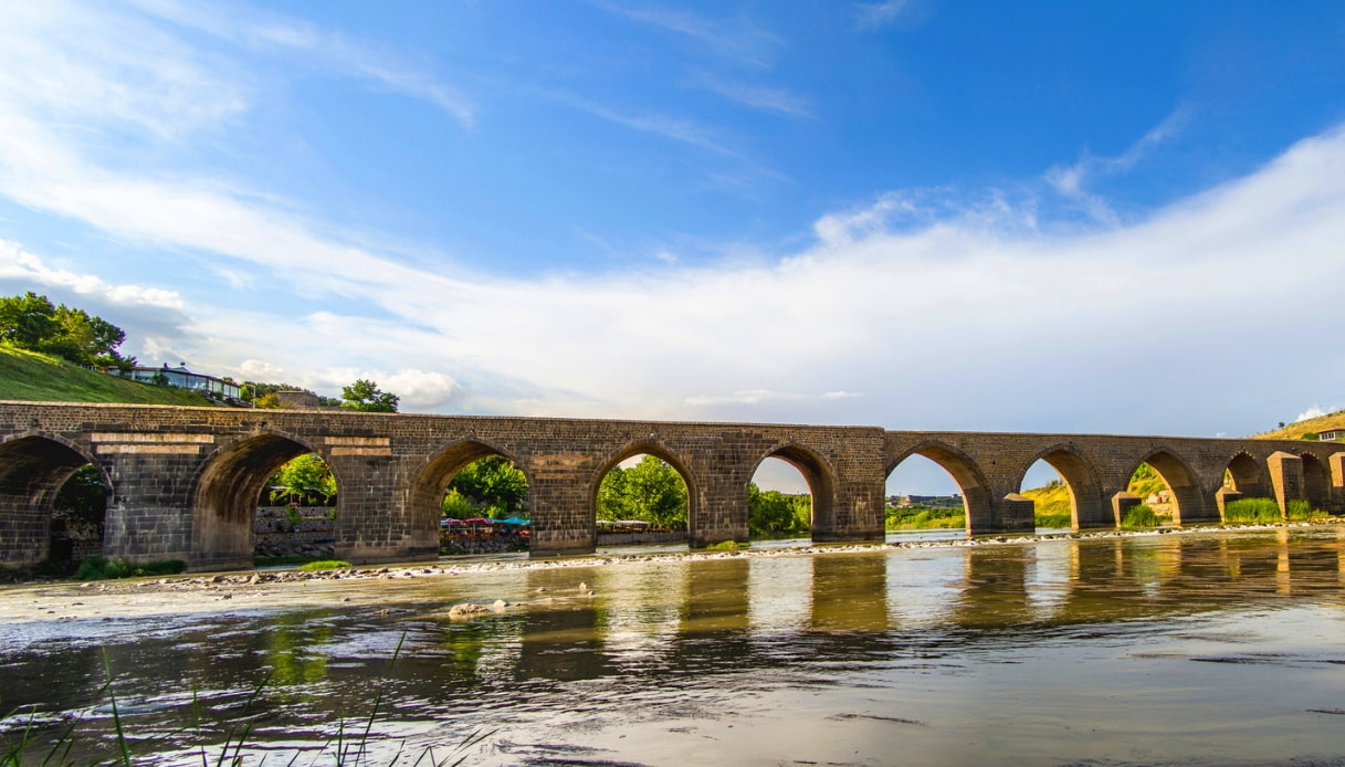 Ponte di Diyarbakir