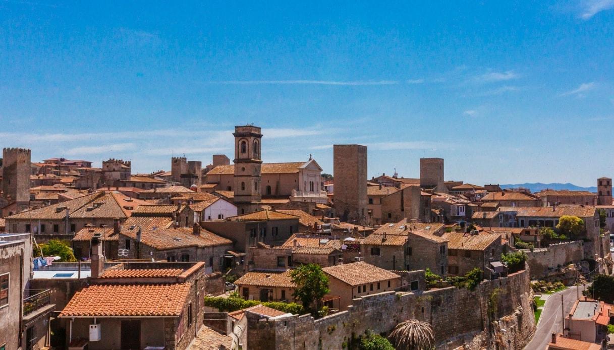 Tarquinia, la cittadina simbolo dell'era etrusca
