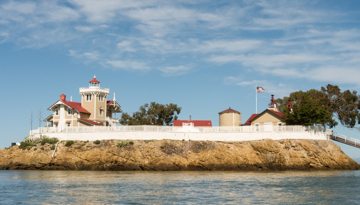 Al largo di San Francisco, l'isola in cerca di un gestore