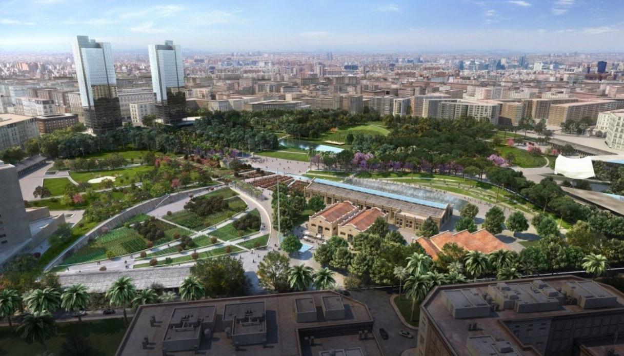 Anche Valencia ha il suo Central Park e i turisti già lo amano