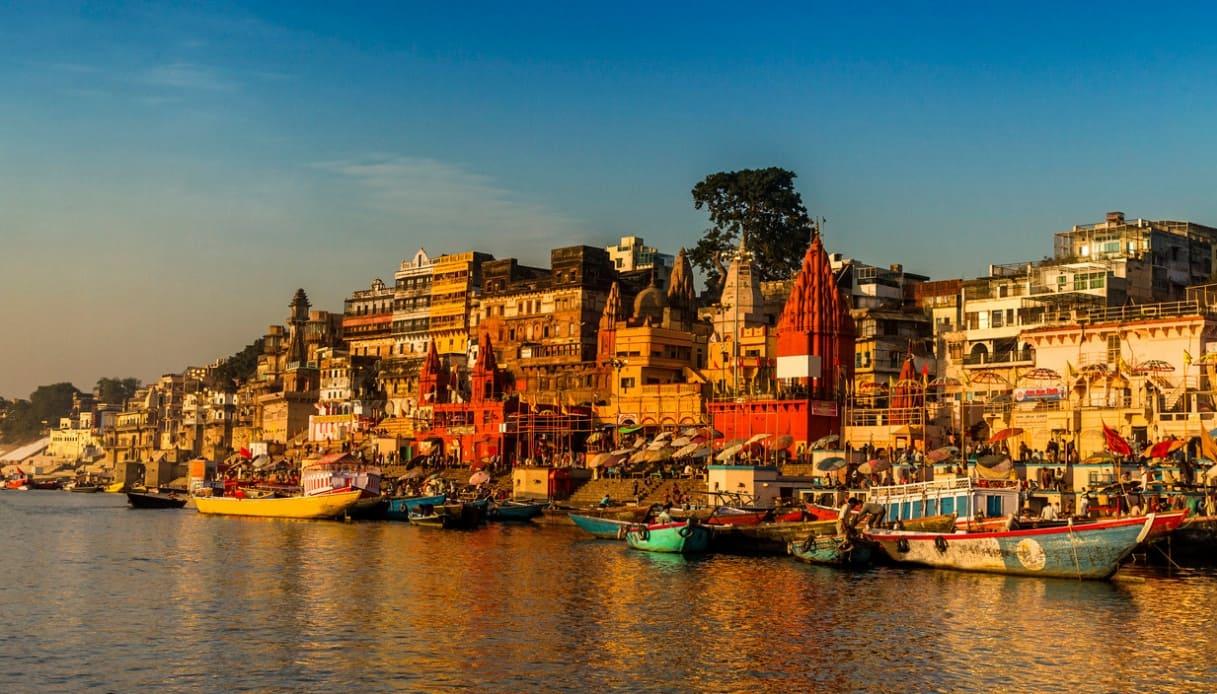 C'è una crociera sul Gange all'insegna del benessere e dello yoga