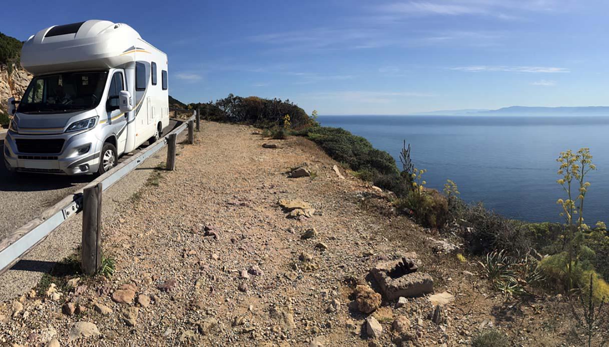 La Sardegna è la meta perfetta per le vacanze in camper