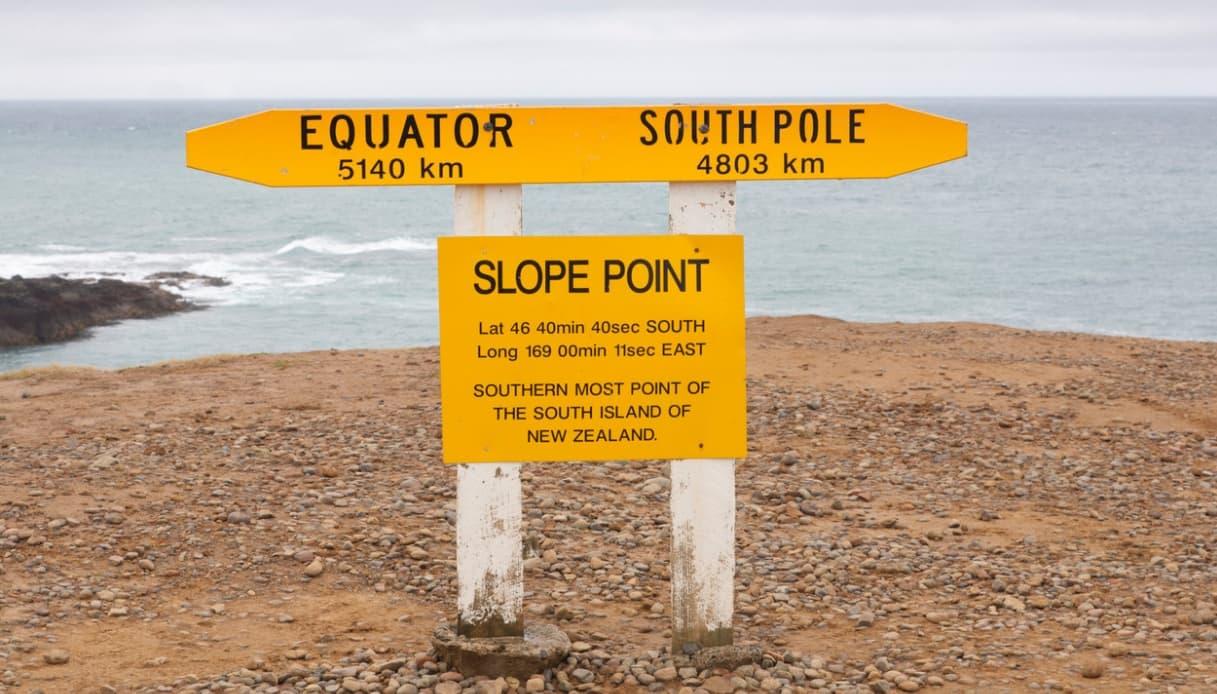 cartello slope point