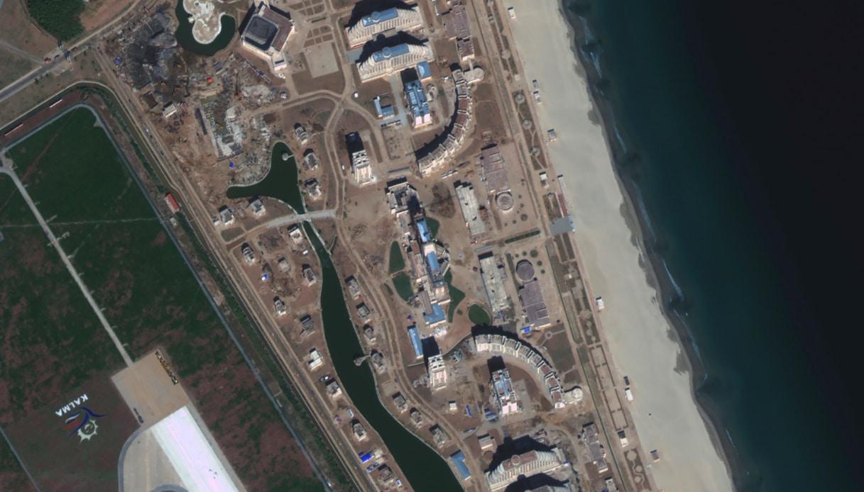 Centro turistico Corea del Nord