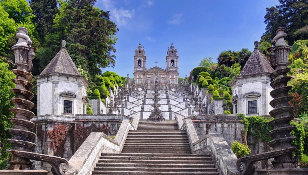 Chiesa del Bom Jesus a Braga