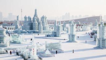 Harbin 2019, l'incredibile festival del ghiaccio cinese