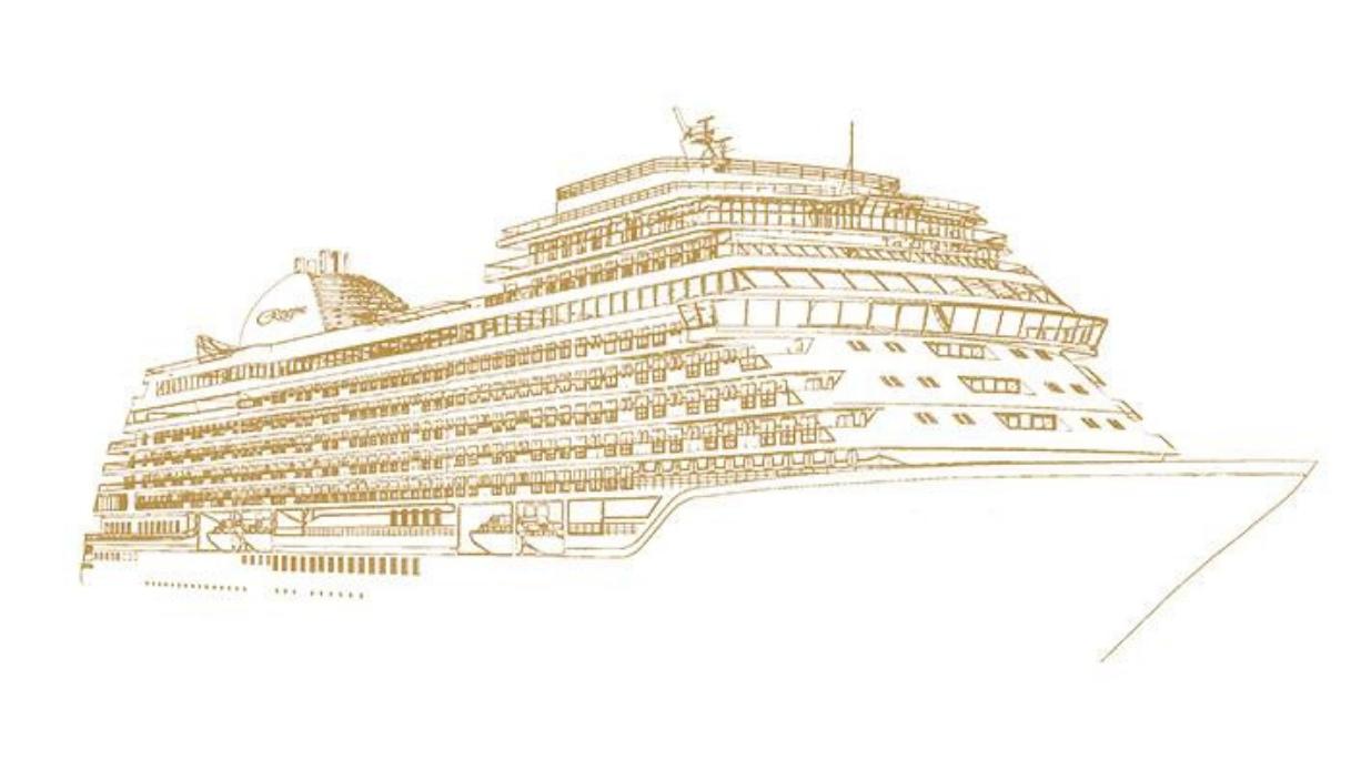 La nave da crociera più lussuosa del mondo sarà italiana