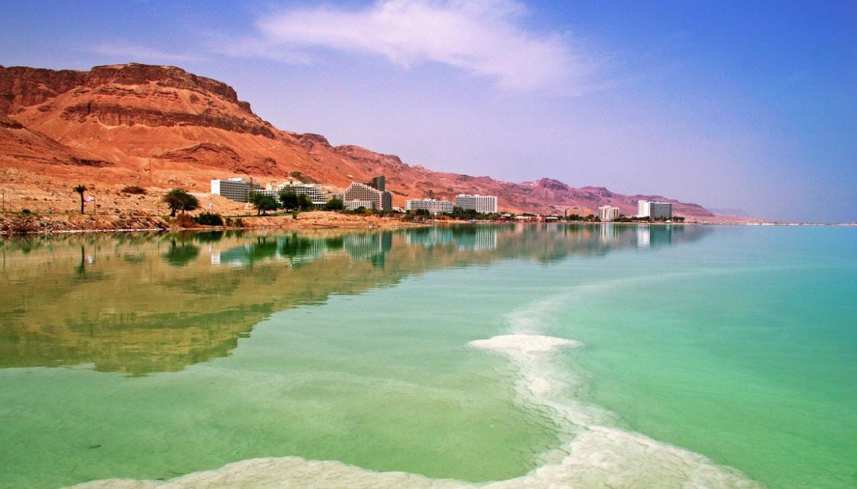 Dead Sea Marathon, sta per partire la maratona più bassa del mondo