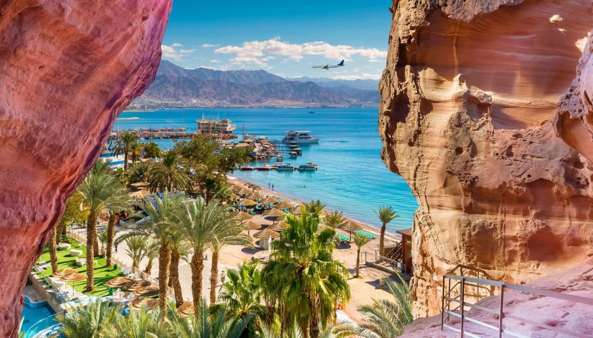 Eilat, la città israeliana che sembra un miraggio nel deserto