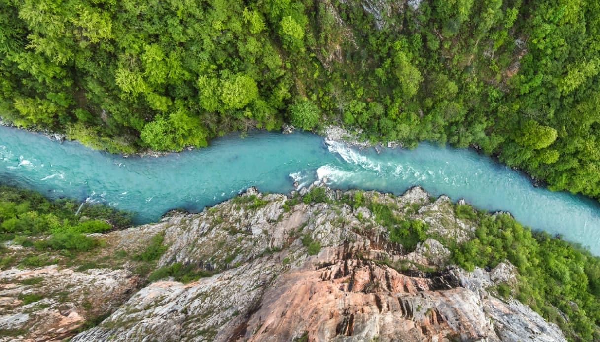 fiume tara